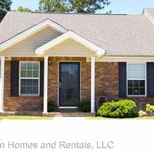 Rental info for 500 Goodale Court in the Augusta-Richmond County area