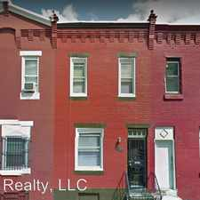Rental info for 3629 N Bouvier st - unit 1 in the Allegheny West area