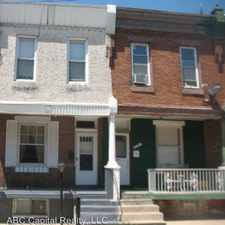 Rental info for 2956 N. Stillman Street in the Allegheny West area