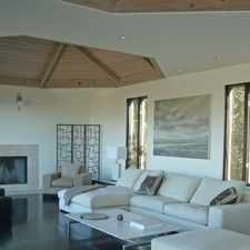 Rental info for Stunning Ocean Architectural Home For Long Term...