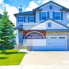 Rental info for 113 Silverado Ponds Way Southwest in the Fish Creek Park area