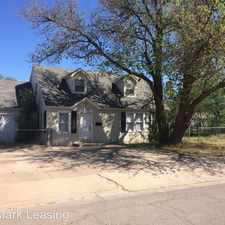 Rental info for 2218 27th Street in the Lubbock area