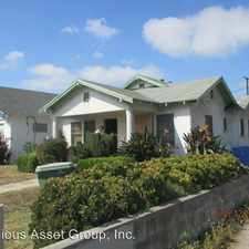 Rental info for 4215 & 4217 S. Budlong Ave. in the Harbor Gateway South area