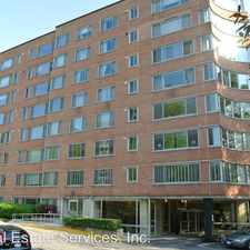 Rental info for 4200 Cathedral Avenue NW Unit 407 in the Foxhall-Palisades area