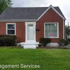 Rental info for 1416 Central Ave in the Taylor Berry area