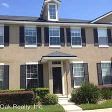 Rental info for 333 Pecan Grove Dr in the Oakleaf Plantation area