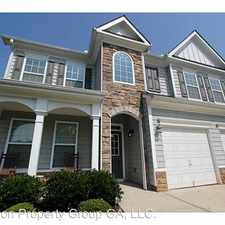 Rental info for 610 Wiley Ct.