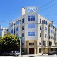 Rental info for 2075 Sutter Street # 505 in the Lower Pacific Heights area
