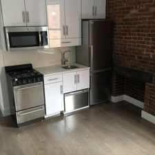Rental info for Bowery & Stanton St in the New York area