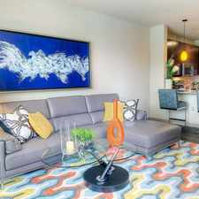 Rental info for 1300 North Post Oak