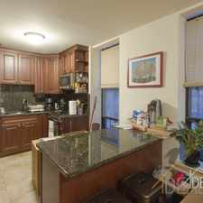 Rental info for 213 Eastern Parkway #3 in the Prospect Heights area