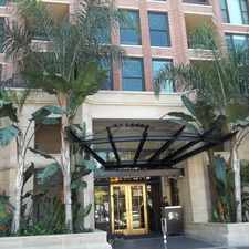 Rental info for 500 West Harbor Drive #709 in the Marina area