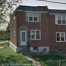 Rental info for 254 Spring Valley Road