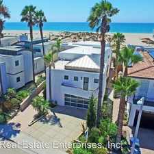 Rental info for 1511 Mandalay Beach Road