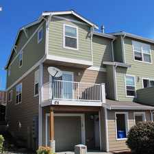 Rental info for 1890 SW Scenic Heights St #C1