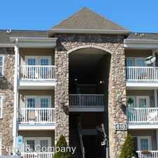 Rental info for 618 Condo Club Drive #306