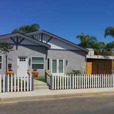 Rental info for $4495 3 bedroom House in Northern San Diego Pacific Beach in the San Diego area