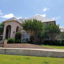 Rental info for $6000 5 bedroom House in Tarrant County Colleyville in the Colleyville area