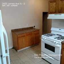 Rental info for 2420 James Ave N in the Jordan area