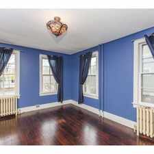Rental info for 257 South Main Street