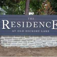 Rental info for Residences at Old Hickory Lake in the Old Hickory Village area