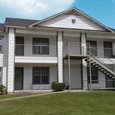 Rental info for Villas on the Green in the Trinity - Houston Gardens area