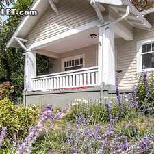 Rental info for $3952 5 bedroom House in Portland Northeast in the Grant Park area