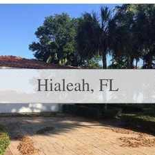 Rental info for 3 Bedrooms House - GREAT HOME LOCATED IN A WELL... in the Miami Lakes area