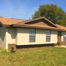 Rental info for House For Rent In Palm Bay. Washer/Dryer Hookups!