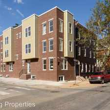Rental info for 1507 W. Oxford Street B in the Avenue of the Arts North area