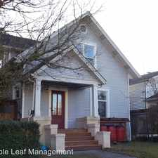 Rental info for 741 N 76th St in the Greenwood area
