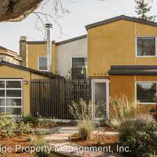Rental info for 3428 South Court