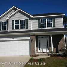 Rental info for 344 Old Dam Road