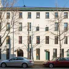 Rental info for 407 South 11th Street in the Philadelphia area