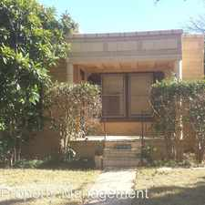 Rental info for 4611 Rosedale Ave - B in the Austin area