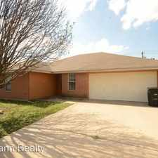 Rental info for 3907 Roundrock Drive