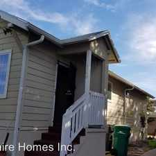 Rental info for 10306 Pippen St in the Oakland area