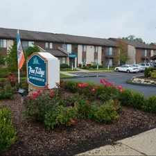 Rental info for Pine Ridge in the Southfield area