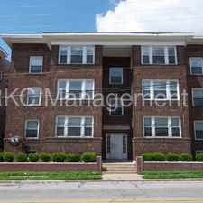 Rental info for Classic charm in Hyde Park! in the Kansas City area