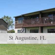 Rental info for St Augustine, 2 Bed, 1 Bath For Rent