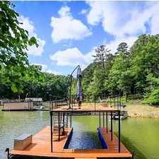 Rental info for Live In Your Dream Home On Lake Lanier!