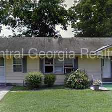 Rental info for 3 bedroom ranch recently remodled in the Griffin area