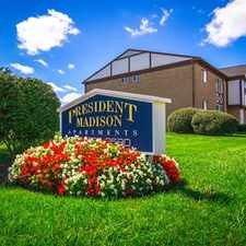 Rental info for President Madison Apartments