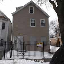 Rental info for 2027 W. James - 1st fl in the Back of the Yards area