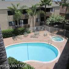 Rental info for 4540 60th Street #312 in the San Diego area