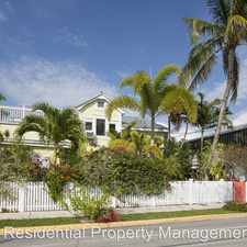 Rental info for 1500 Seminary St Unit 6B in the Key West area