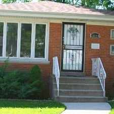 Rental info for House For Rent In Chicago. in the Beverly area