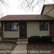 Rental info for 11 Southwinds Circle Unit # 4