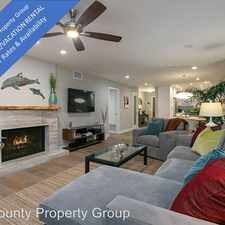 Rental info for 238 Dolphin Cove Court in the San Diego area