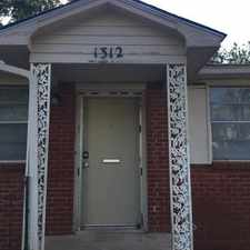 Rental info for 1312 N. Gatewood Avenue in the Oklahoma City area